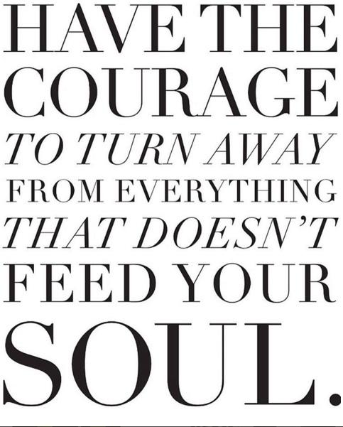 courage copy