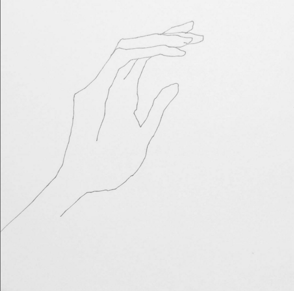 Hand dancing - Etude Artist: fredericforest