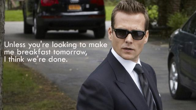 Harvey 3 Suits