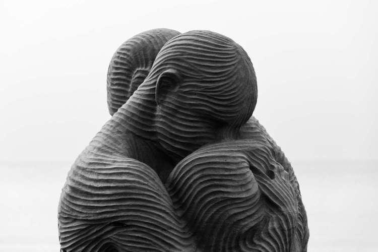 Embrace via Eric Kilby